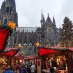 Weihnachtsmakt am Kölner Dom