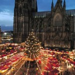 Weihnachtsmarkt in Köln eröffnet