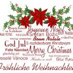 joyeux Noel multilangue